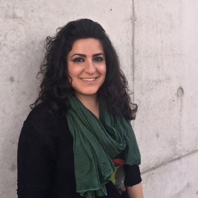 Ph.D. Candidate Anahita Abbasi starts the year off strong with several touring dates of her world premiere works